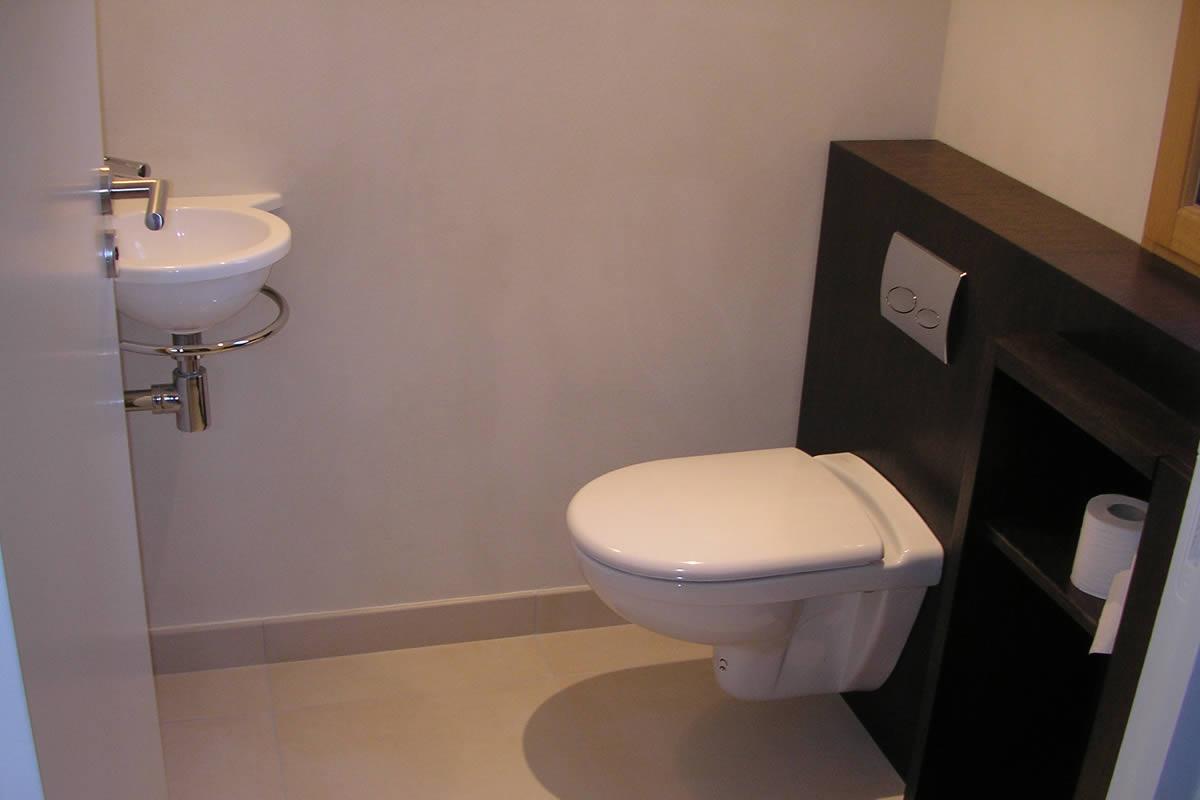 création intérieure salle de bain cholet - yves clément ... - Salle De Bain Avec Wc Suspendu
