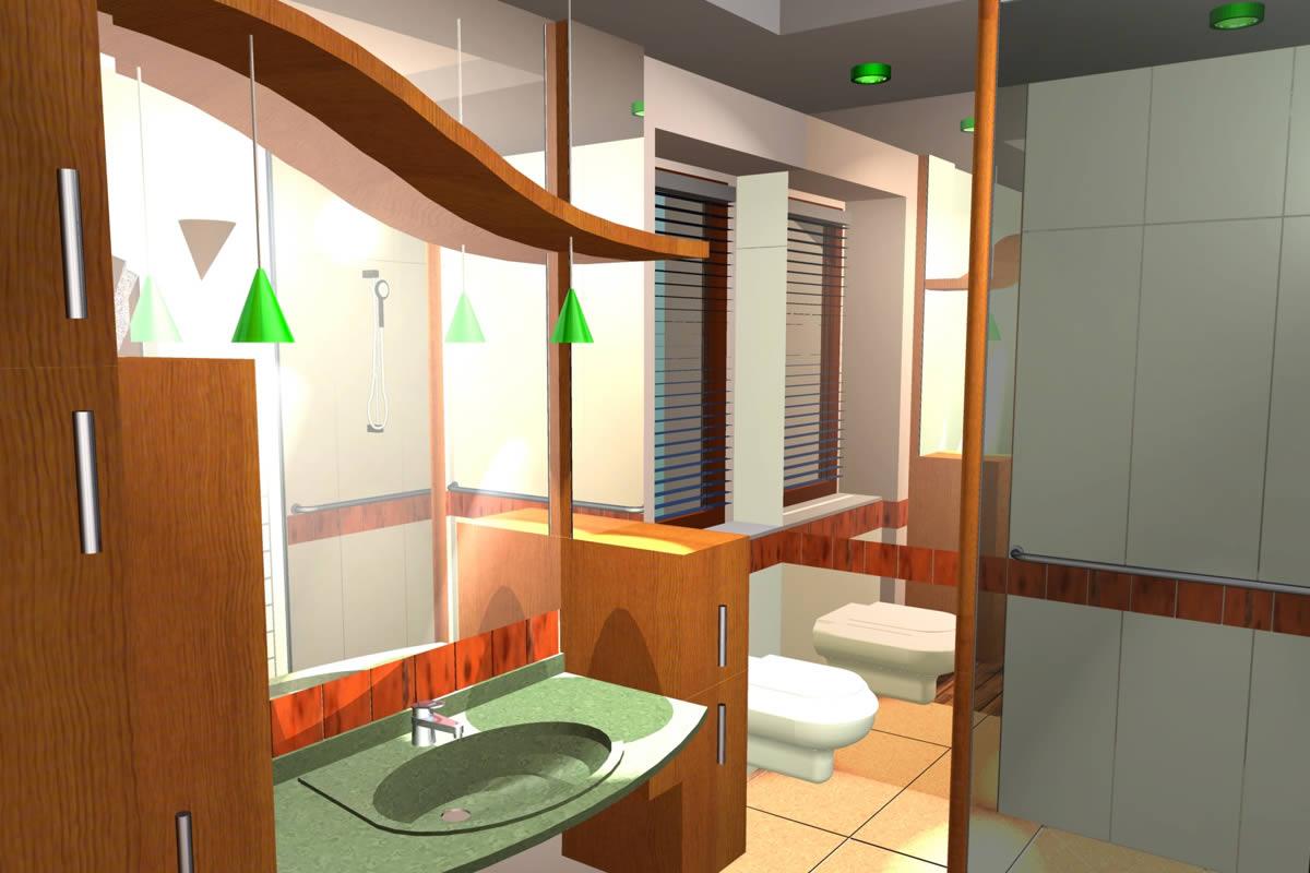 R novation de salle de bain et salle d 39 eau cholet yves cl ment architecte int rieur cholet 49 - Salle de bain architecte d interieur ...