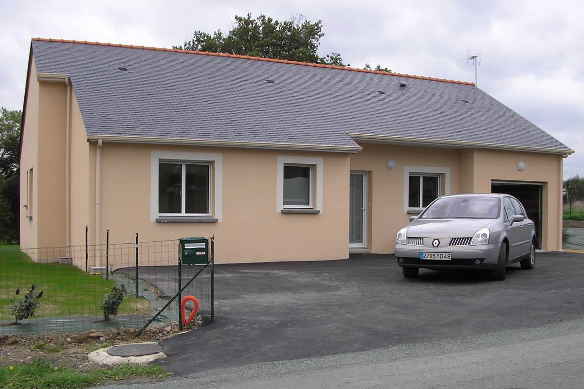Construction de maison locative yves cl ment for Construction maison neuf