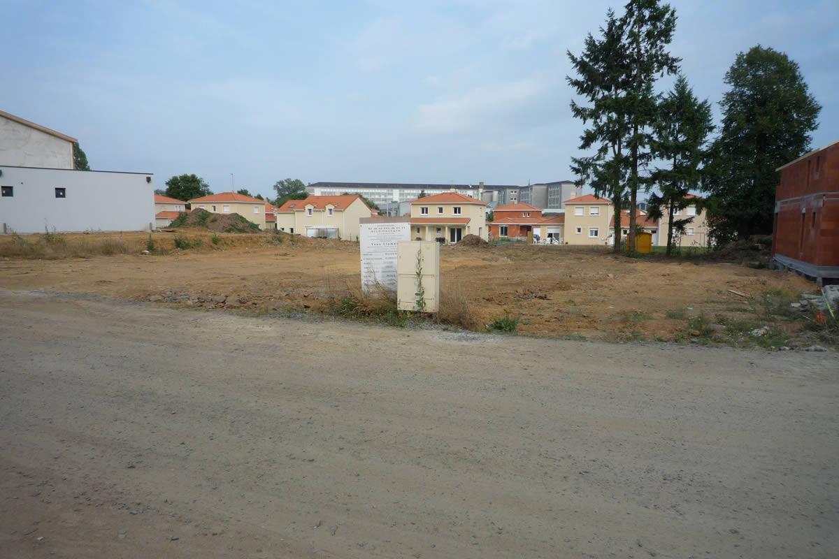 Construction de maison ossature bois yves cl ment for Construction maison neuf