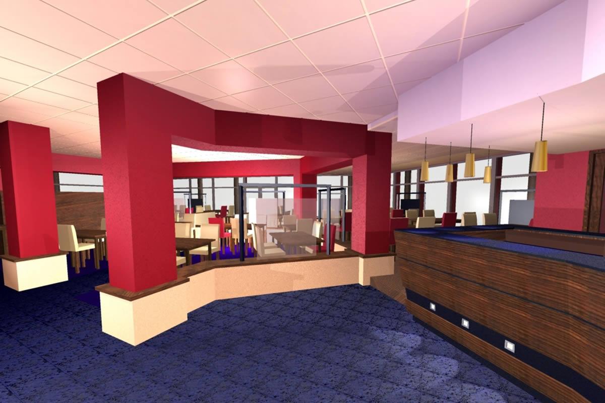 d coration restaurant tr laz 49 yves cl ment architecte int rieur cholet 49. Black Bedroom Furniture Sets. Home Design Ideas