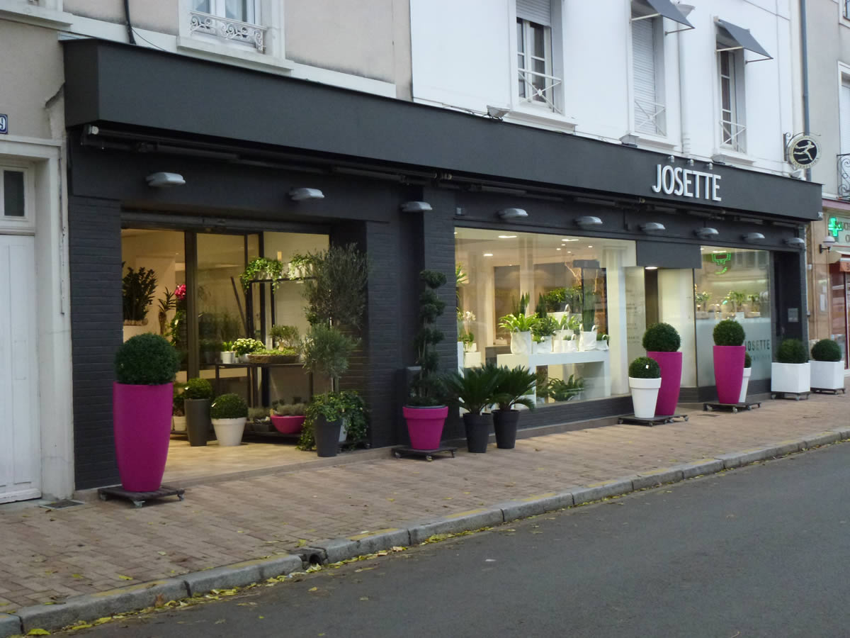 D coration d 39 int rieure angers am nagement de magasin yves cl ment - Magasin de deco nantes ...