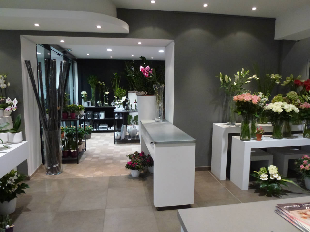 D coration d 39 int rieure angers am nagement de magasin for Decoration design interieur