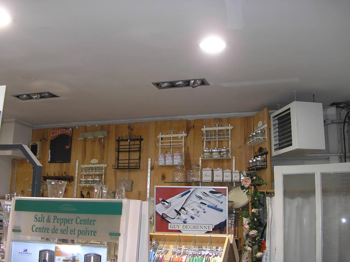 D coration de commerce en maine et loire boutique for Boutique decoration interieur