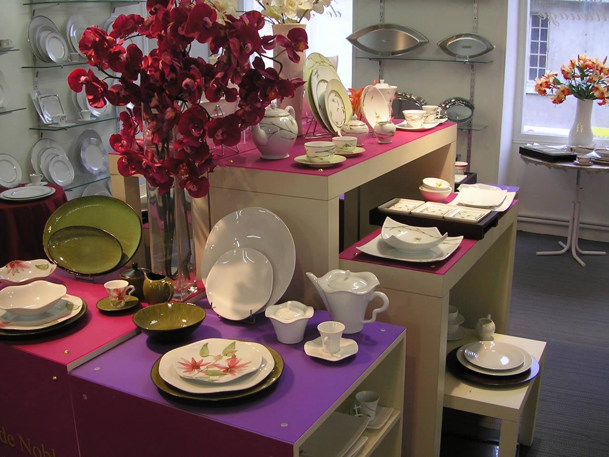 D coration de commerce en maine et loire boutique for Collection cuisine cholet