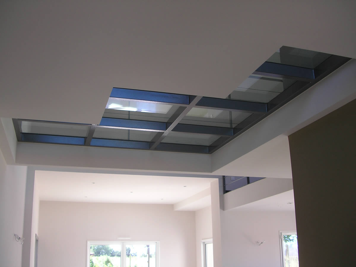 Cr ation de mezzanine cholet yves cl ment architecte int rieur cholet 49 for Plancher mezzanine