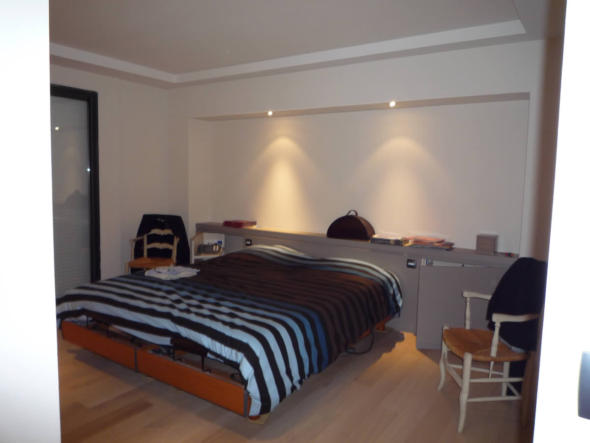 Am nagement d 39 int rieur yves cl ment architecte d - Chambre dressing ...