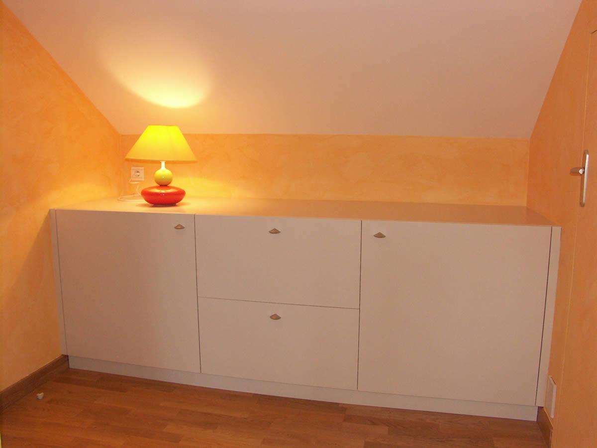 sur l vation toiture et cr ation de chambre cholet. Black Bedroom Furniture Sets. Home Design Ideas
