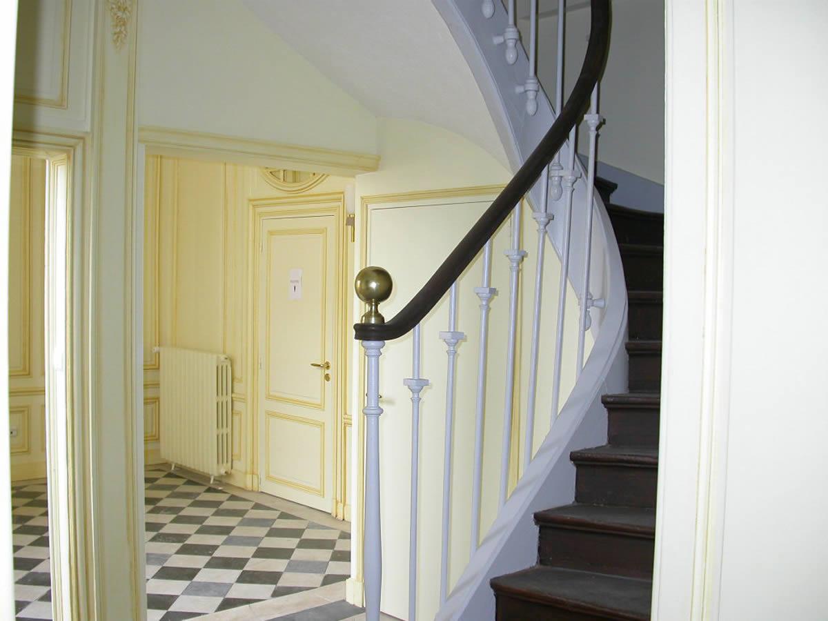 d coration h tel restaurant yves cl ment architecte int rieur cholet 49. Black Bedroom Furniture Sets. Home Design Ideas