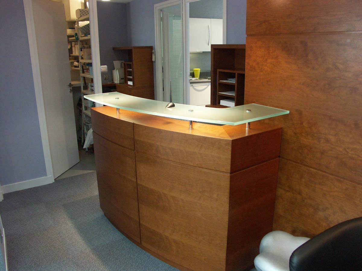 R novation de cabinet dentaire saumur yves cl ment - Cabinet dentaire design ...